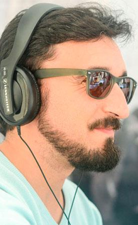 Angel Callito, de Radio Consuegra.